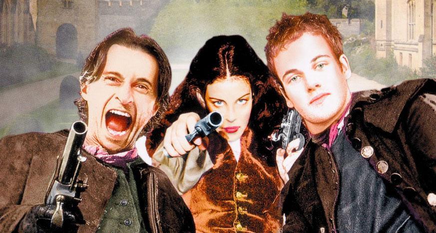 Tremotino, Arwen e Sherlock Holmes. Se me l'avessero detto negli anni '90...