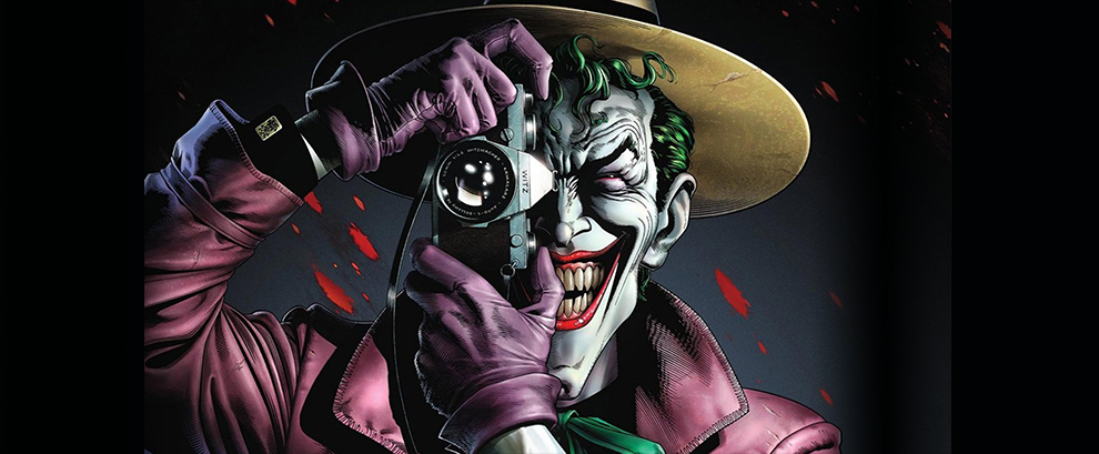 Batman v Nietzsche: The Killing Joke