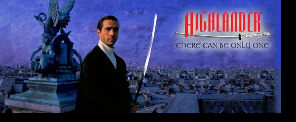 Il telefilm di Highlander: perché funziona