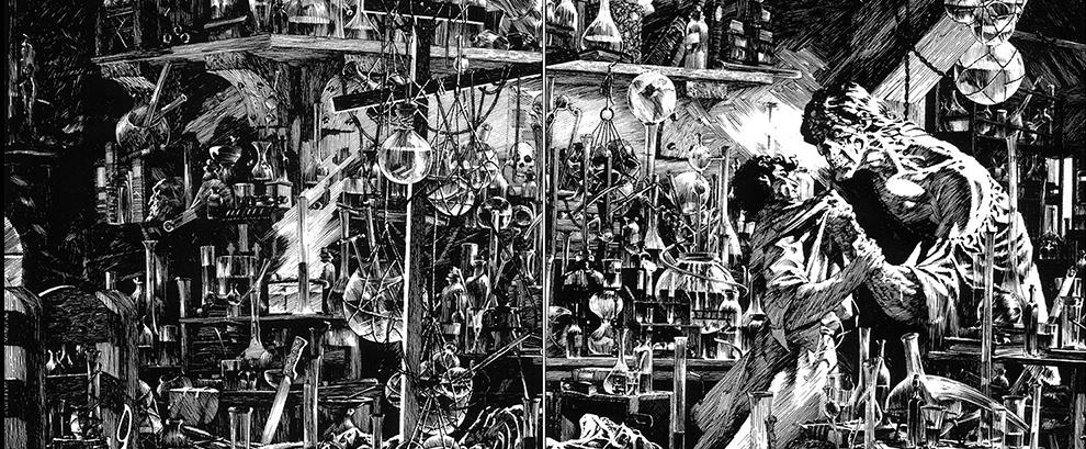 L'eleganza del macabro – R.I.P. Bernie Wrightson