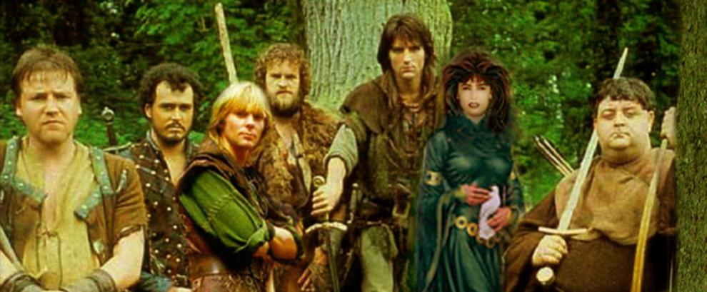 Robin of Sherwood: il Robin Hood completo e ragionato