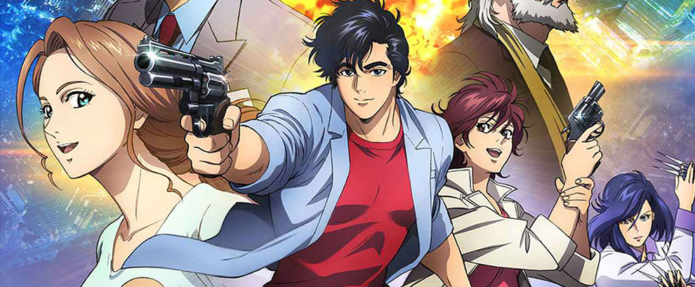 Le quotidiane (dis)avventure di un giustiziere metropolitano: City Hunter torna al cinema.