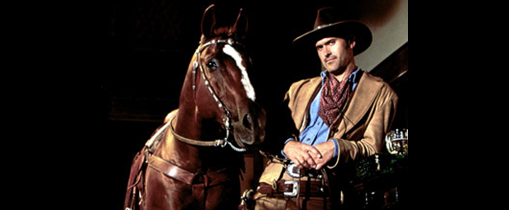 Too chin for tv (1 di 2): Le Avventure di Brisco County Jr.