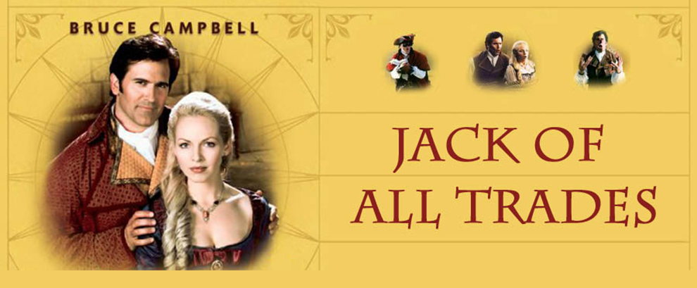 Too chin for tv (2 di 2): Jack Of All Trades