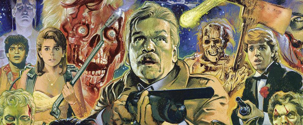 """""""Ssstupiscimi!"""" Dimensione Terrore in Blu-ray"""